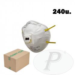 Mascarilla 3M 8812 FFP1 con válvula