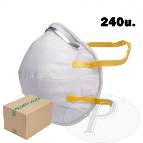 Mascarillas 3M desechables 8710