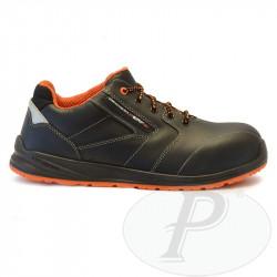 Zapatos de seguridad piel flor LEOPARD S3 SRC