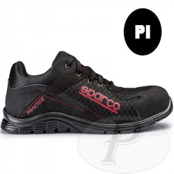 Zapato deportivo racing de seguridad SPARCO PRACTICE