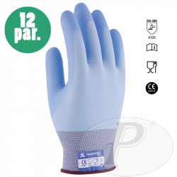 Guantes de nylon para manipular alimentos - 12 pares