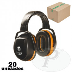 Auriculares de protección al oído S3H
