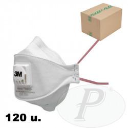 Mascarilla Auto filtrante para partículas con válvula 9332 - CAJA COMPLETA