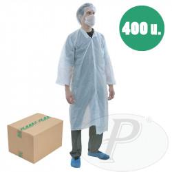 Kit de visita desechable para alimentarias - 50u