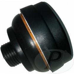 Filtro protección respiratoria A2P3 color marrón y blanco - 1 unidad