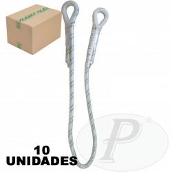 Cuerdas anticaídas de seguridad de 1,5 m