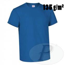 Camisetas con cuello redondo de algodon