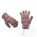 Guantes de fibras textiles